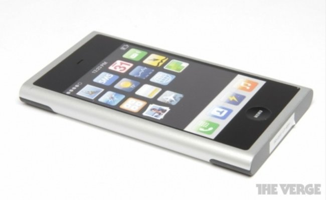 More early iPad and iPhone prototype images emerge - photo 1