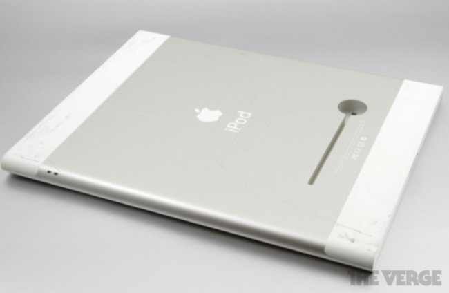 More early iPad and iPhone prototype images emerge - photo 2