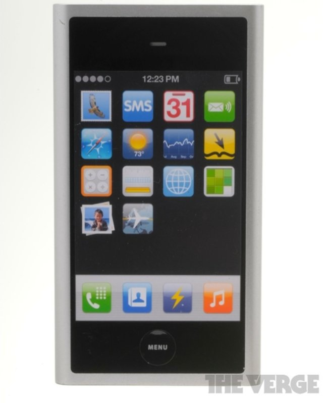 More early iPad and iPhone prototype images emerge - photo 9