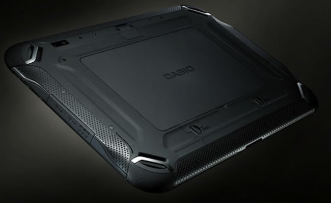 Casio reveals two Android tablets that won't break should you drop them - photo 2