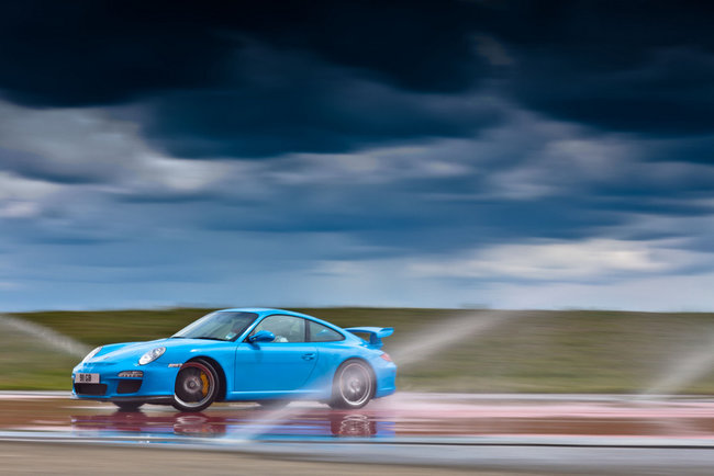 Porsche Silverstone Driving Experience pictures and hands-on - photo 2