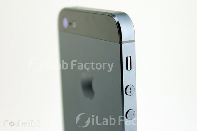 iPhone 5: More parts pieced together in pics and video - photo 3