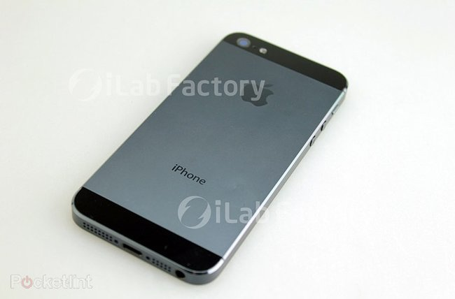 iPhone 5: More parts pieced together in pics and video - photo 5