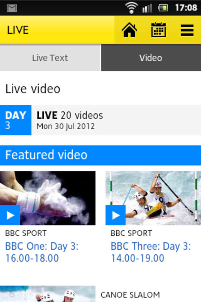 APP OF THE DAY: BBC Olympics review (Android/iPhone) - photo 8
