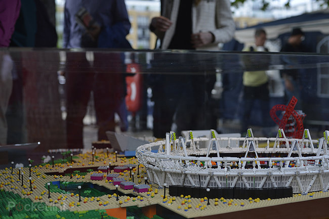 Lego-built London 2012 Olympic Park pictures and eyes-on - photo 2