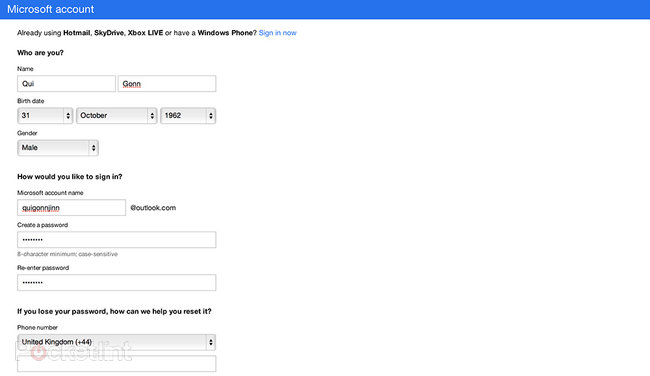 How to get your new Outlook.com address - photo 2