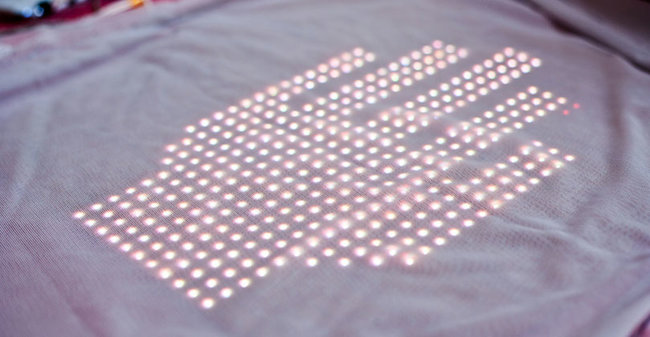 TShirtOS programmable T-shirt shows us the future of wearable tech - photo 3