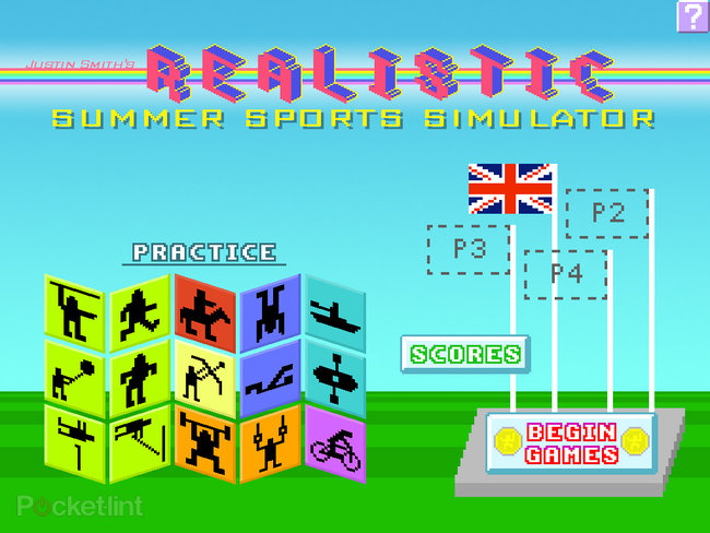 APP OF THE DAY: Justin Smith's Realistic Summer Sports Simulator review (iPad / iPhone / iPod touch / Android) - photo 2
