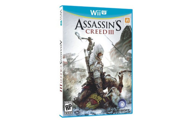 Leaked Ubisoft Wii U pack shots show Nintendo's new style - photo 1