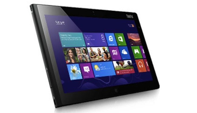 Lenovo reveals details of its Windows 8 ThinkPad Tablet 2 - photo 1
