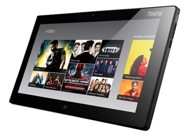 Lenovo reveals details of its Windows 8 ThinkPad Tablet 2 - photo 5