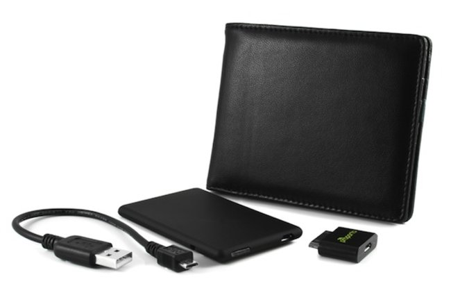 Proporta's phone charger can fit into your wallet, literally - photo 2