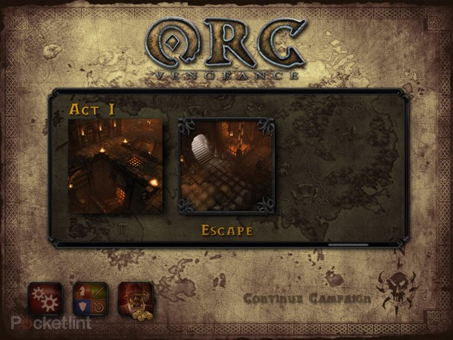 APP OF THE DAY: ORC: Vengeance review (iPad and iPhone) - photo 11