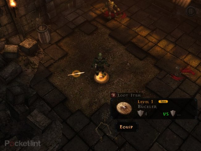 APP OF THE DAY: ORC: Vengeance review (iPad and iPhone) - photo 3