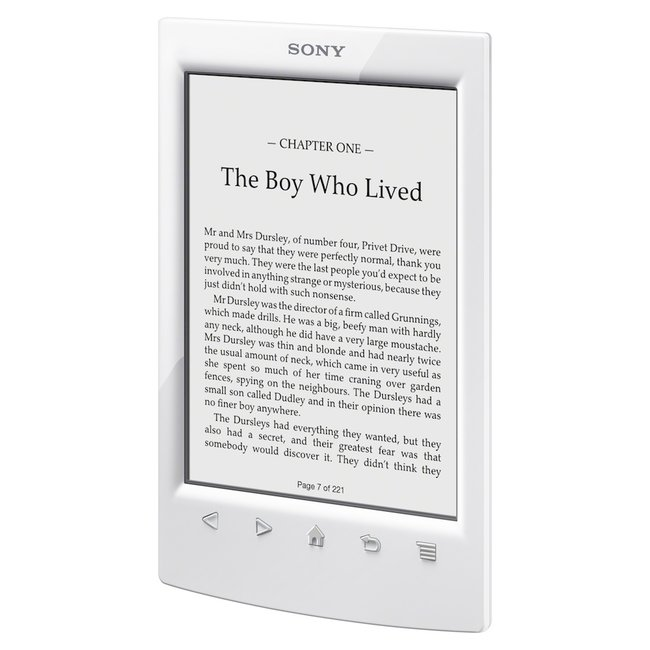 Sony Reader PRS-T2 brings Evernote to the table for cloud storage - photo 3