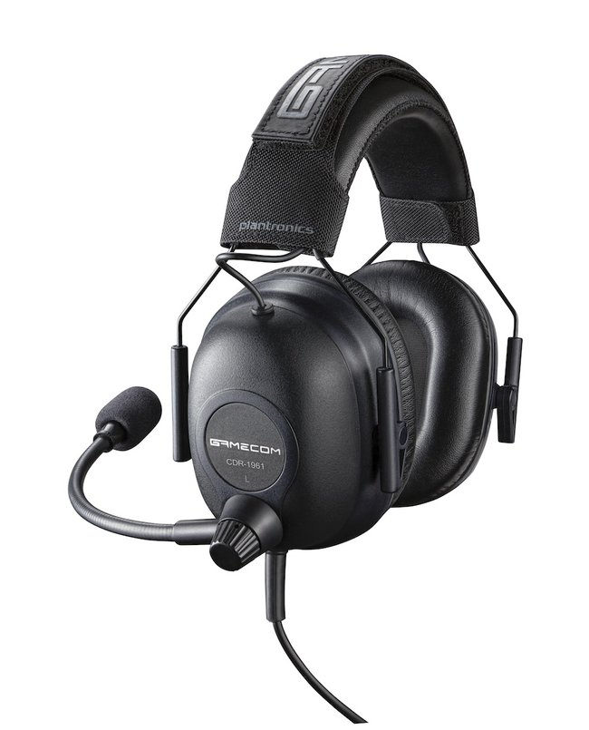 Plantronics limited edition GameCom Commander headset is geared for the competitive gamer - photo 2