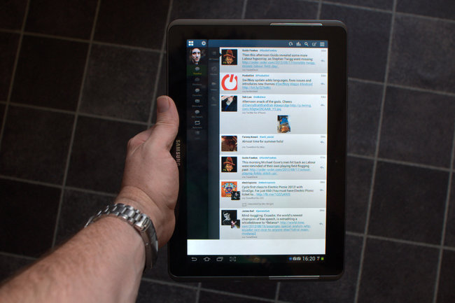 APP OF THE DAY: TweetCaster review (Android) - photo 6