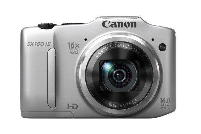 Canon PowerShot SX500 IS and SX160 IS get you close to the action - photo 2
