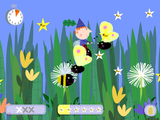 APP OF THE DAY: Ben & Holly's Little Kingdom - Big Star Fun review (iPad / iPhone / iPod touch) - photo 11