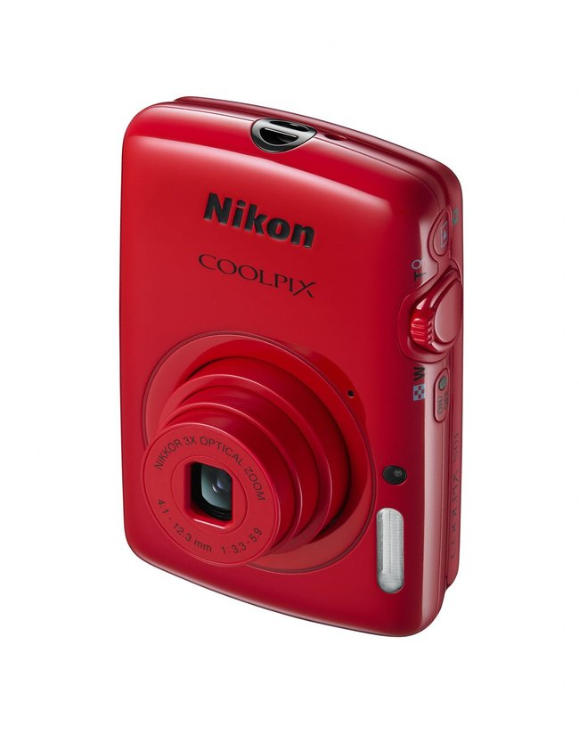 Nikon Coolpix S01: The mini compact camera smaller than your phone - photo 11