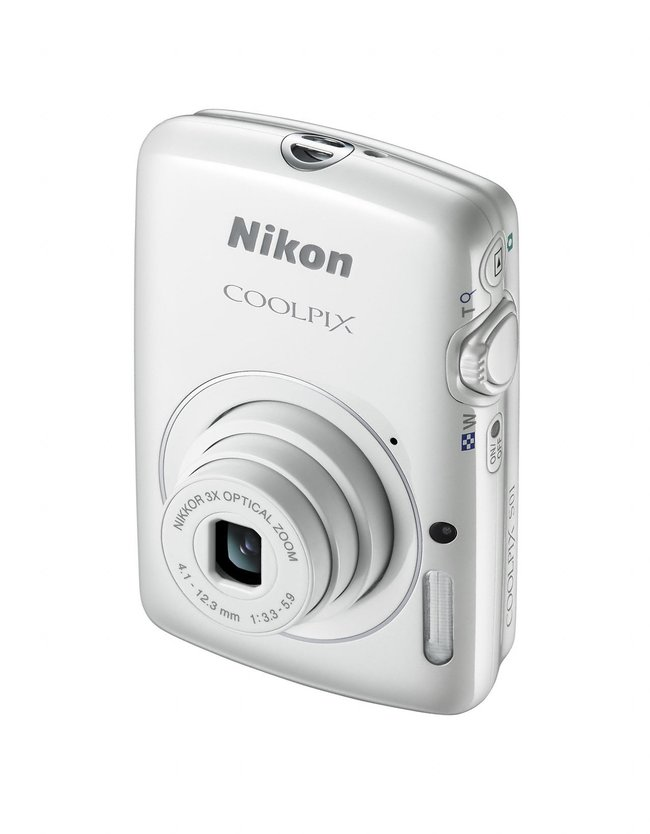 Nikon Coolpix S01: The mini compact camera smaller than your phone - photo 12