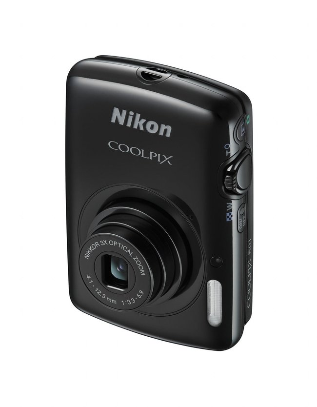 Nikon Coolpix S01: The mini compact camera smaller than your phone - photo 9