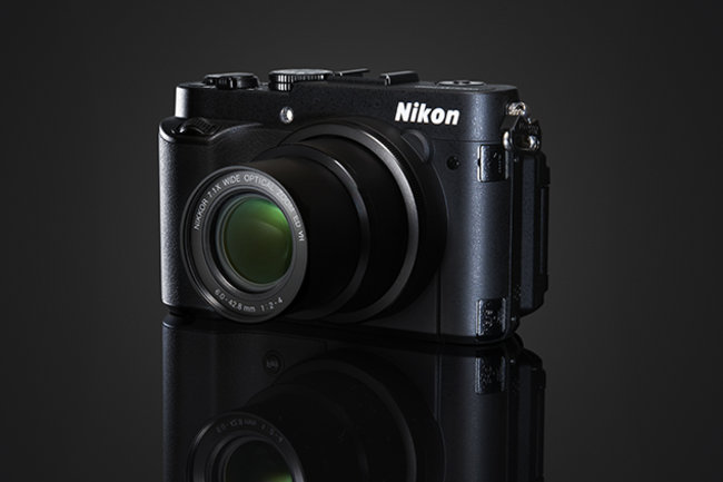Compact and capable, the Nikon Coolpix P7700 is a camera for amateurs and pros alike - photo 1