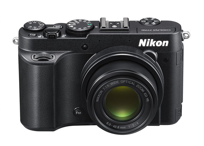 Compact and capable, the Nikon Coolpix P7700 is a camera for amateurs and pros alike - photo 2