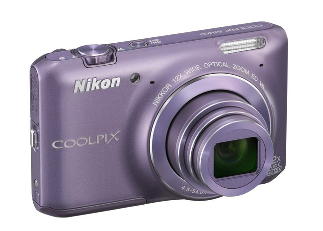 Nikon Coolpix S6400: The compact for chic fashionistas - photo 12