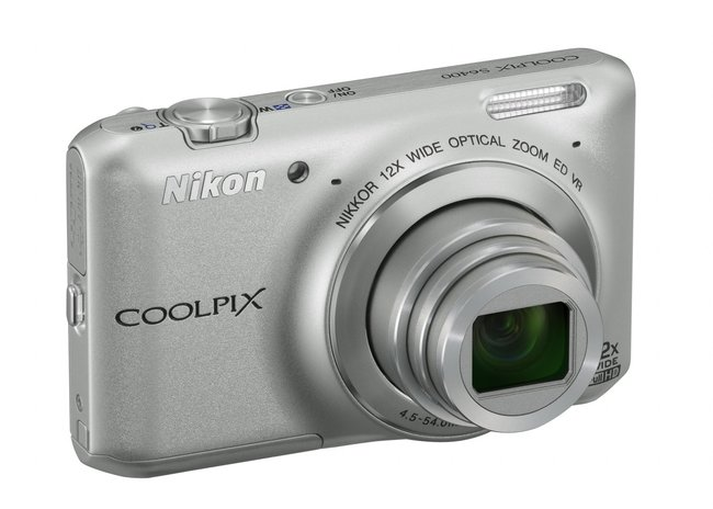 Nikon Coolpix S6400: The compact for chic fashionistas - photo 13