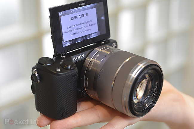 Sony NEX-5R pictures and hands-on  - photo 9