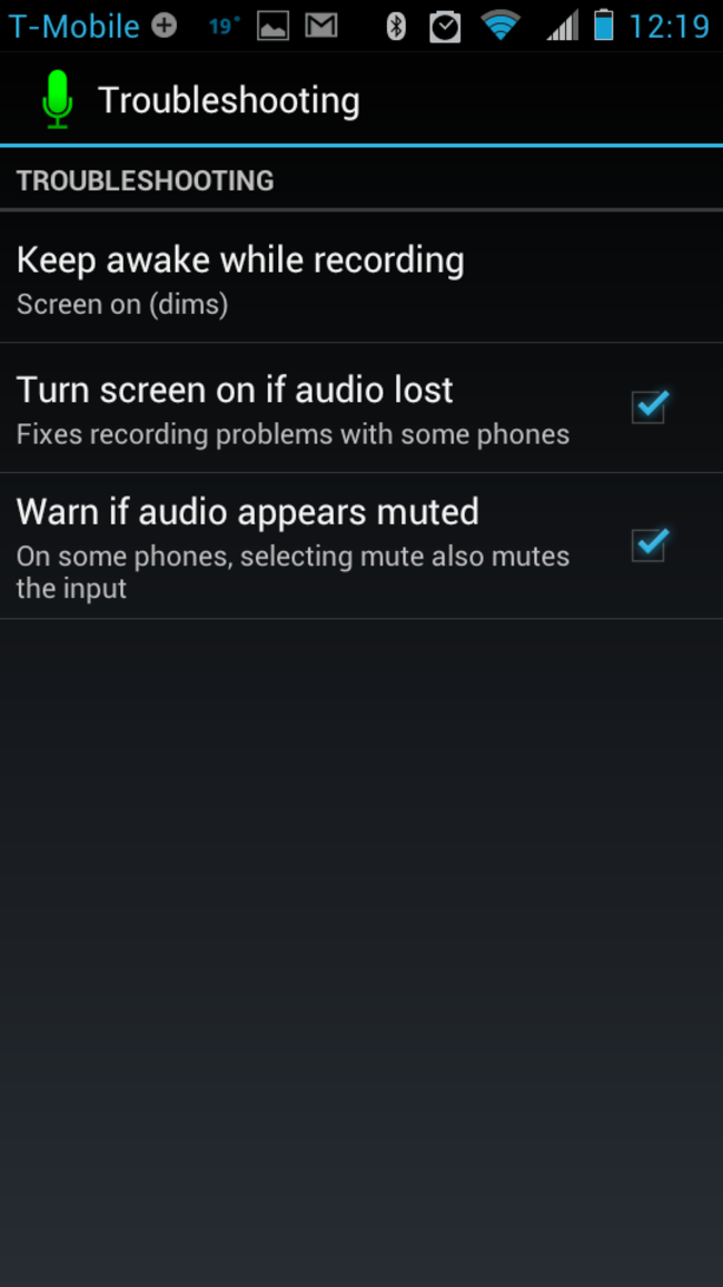 APP OF THE DAY: Easy Voice Recorder Free (Android) - photo 9