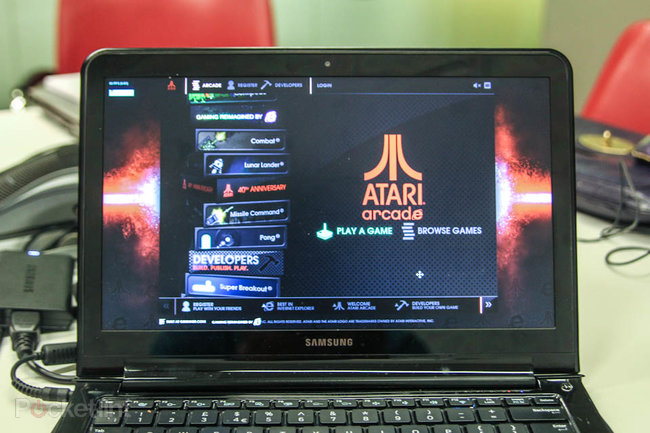 Atari Arcade classics get HTML5 makeover for Internet Explorer - photo 1