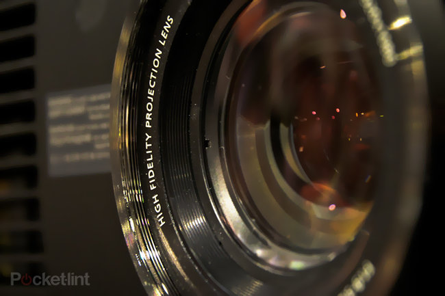 Panasonic PT-AT6000 pictures and hands-on - photo 1