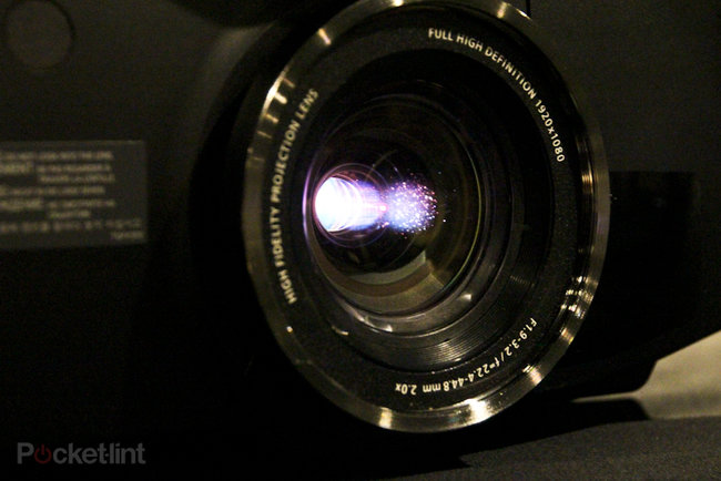 Panasonic PT-AT6000 pictures and hands-on - photo 7