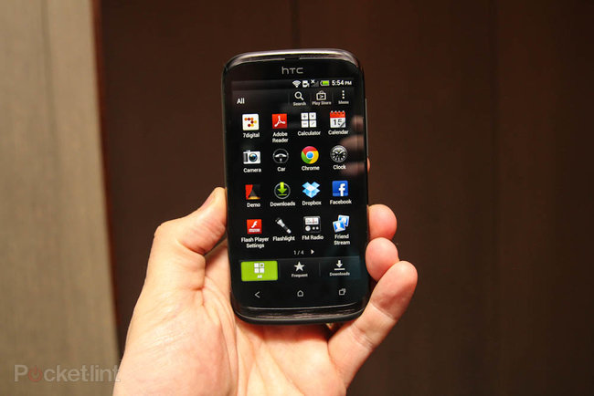 Hands-on: HTC Desire X review - photo 9
