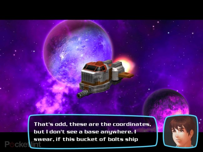 APP OF THE DAY: Space Miner HD review (iPad and iPhone) - photo 2