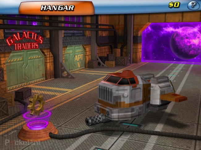 APP OF THE DAY: Space Miner HD review (iPad and iPhone) - photo 7
