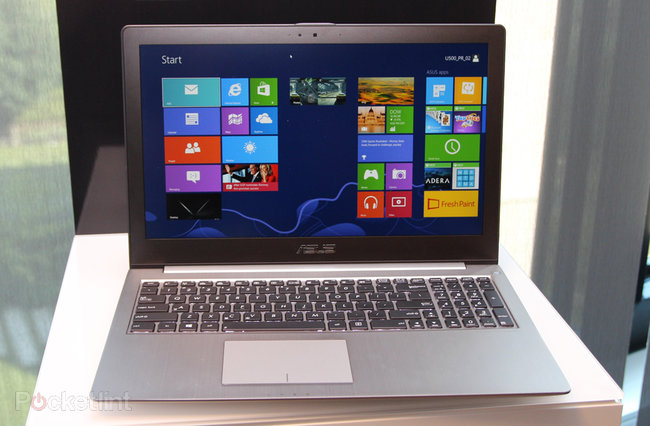 Asus ZenBook U500 pictures and hands-on - photo 1