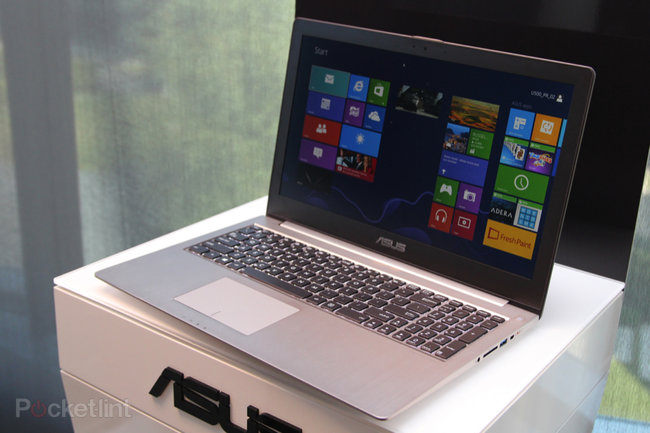 Asus ZenBook U500 pictures and hands-on - photo 2