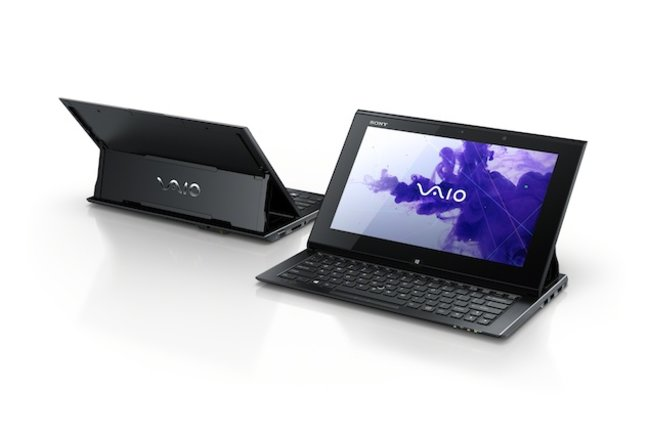 Sony unveils two Vaio products: Sony Vaio Duo 11 and 20-inch Sony Vaio Tap 20 tablet - photo 1