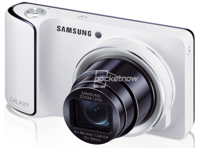 Samsung Galaxy Camera leaks, Photography goes Android - photo 1