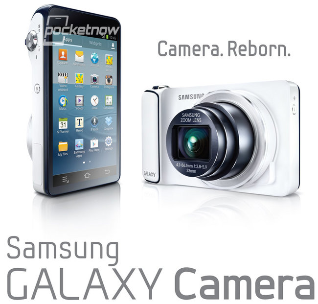 Samsung Galaxy Camera leaks, Photography goes Android - photo 2