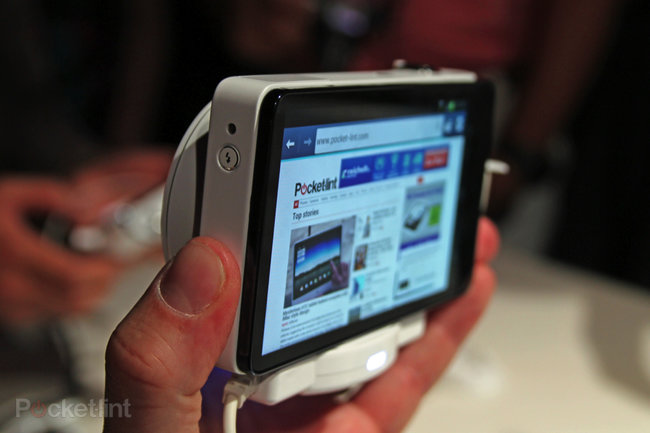 Samsung Galaxy Camera pictures and hands-on - photo 19