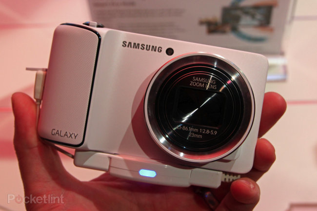 Samsung Galaxy Camera pictures and hands-on - photo 2