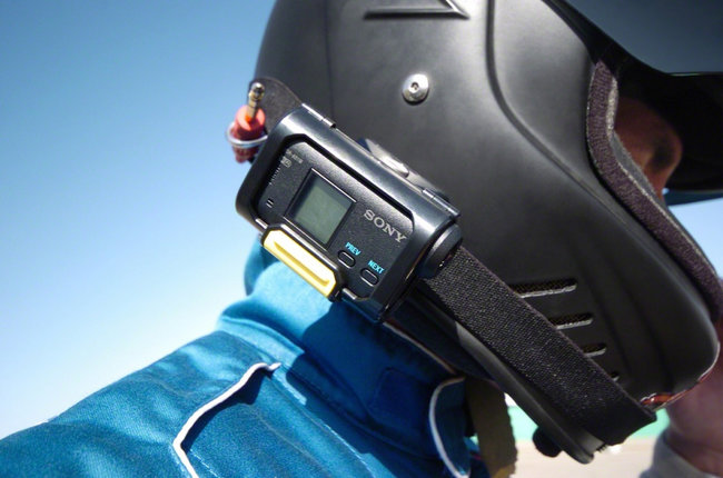 Sony Action Cam takes on GoPro in adventure video stakes - photo 1