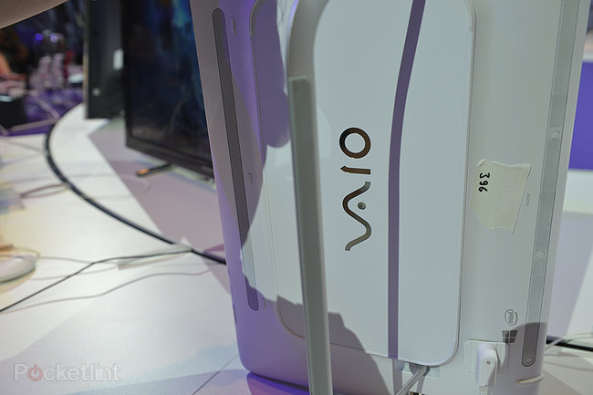 Sony VAIO Tap 20 touchscreen PC pictures and hands-on - photo 8