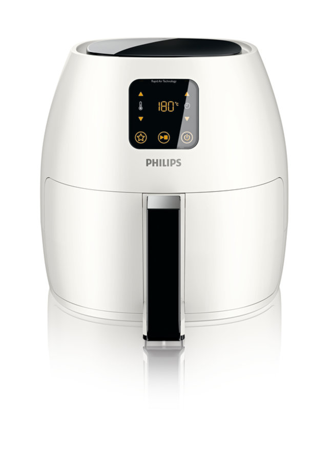 Philips Avance Airfryer XL makes cooking fat free chips even easier - photo 3