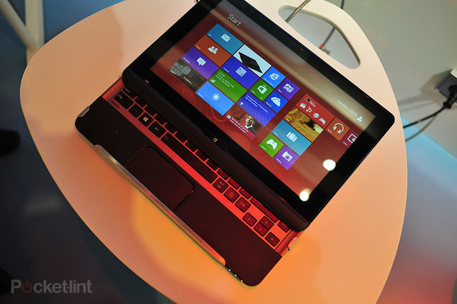 Toshiba Satellite U920T pictures and hands-on - photo 10