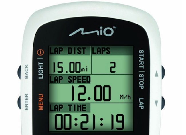 Mio Cyclo 100 Series fitness computers for the biking enthusiast - photo 1